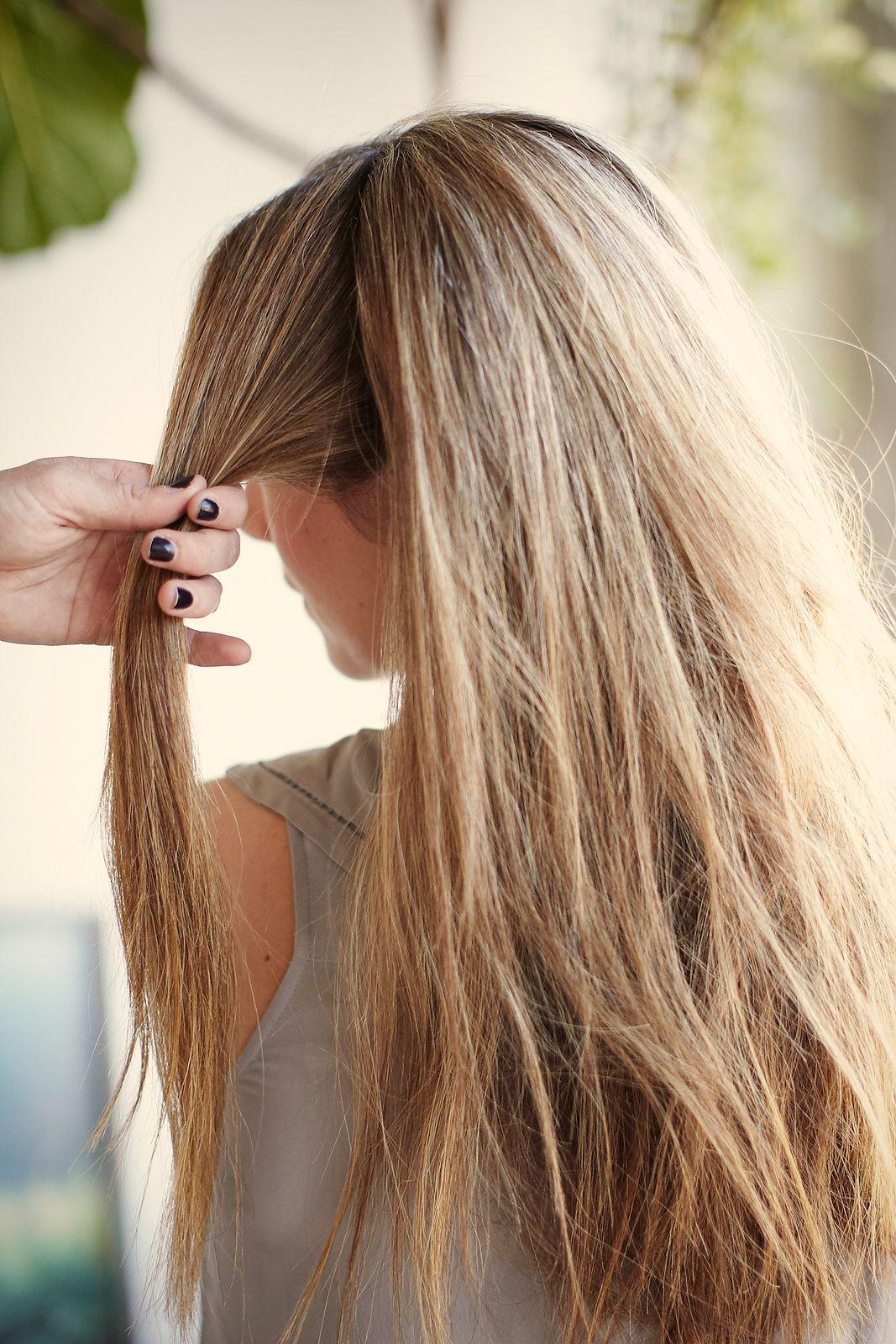 4 DIYs that make unwashed hair look surprisingly great ...