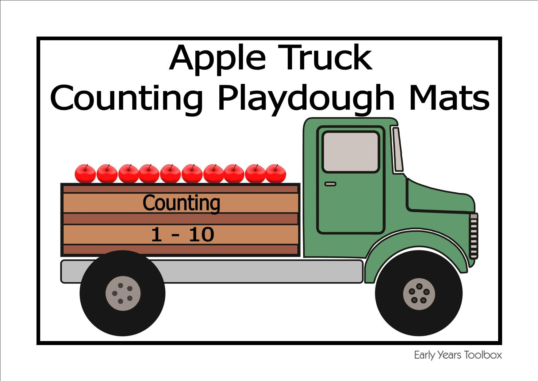 Apple Truck Counting