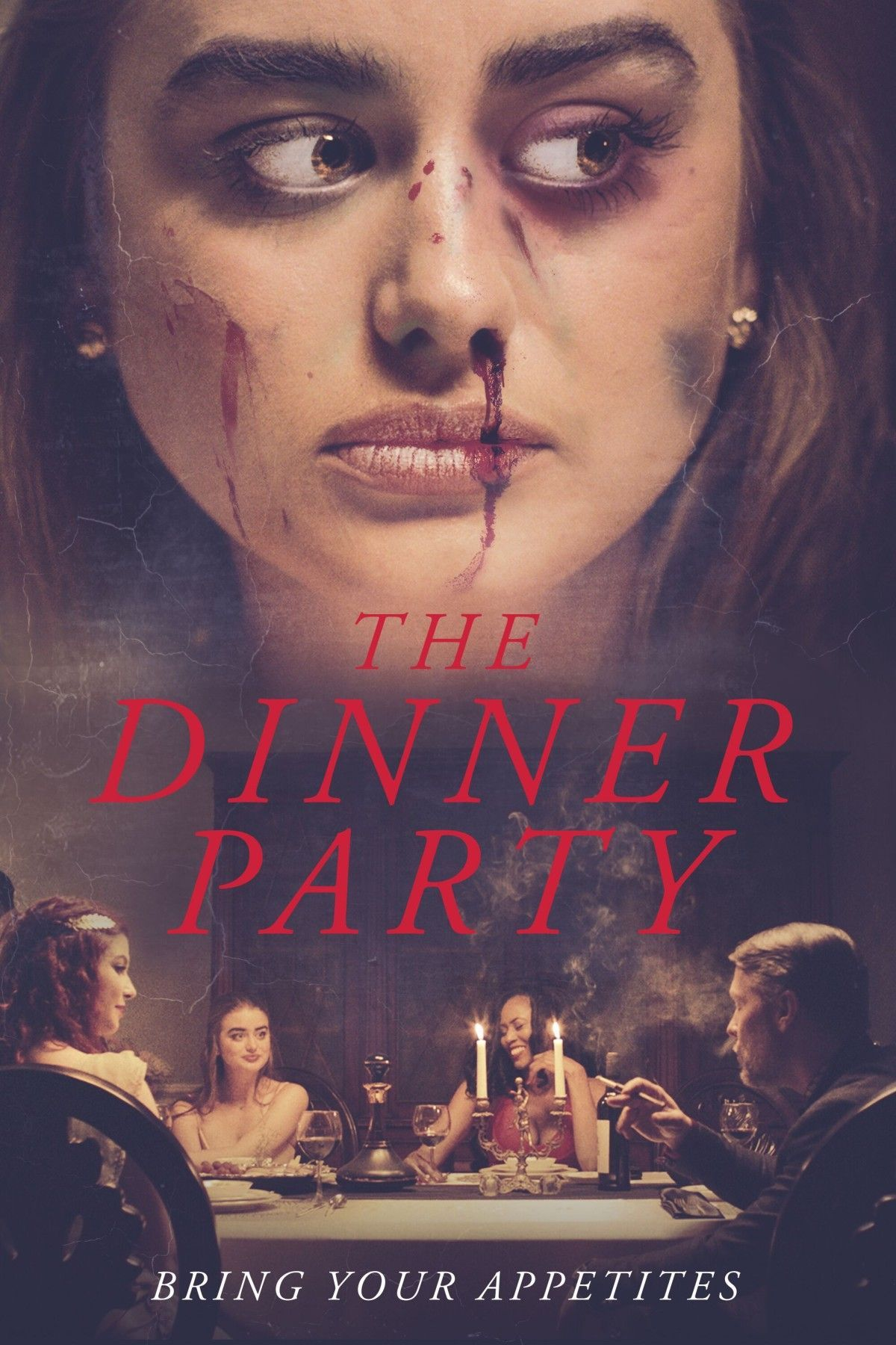 Get Your Fancy Clothes Ready So You Can Join The Dinner Party Out From Uncork D Entertainment Next Month Check Out The Trai Dinner Party Dinner Jeremy London