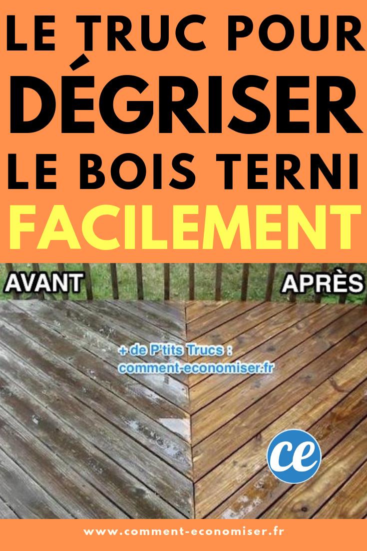 Produit Pour Nettoyer Terrasse En Bois Épinglé sur diy meuble
