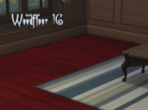Sims 4 CC's - The Best: Woodfloor 16 by ChiLLis Sims