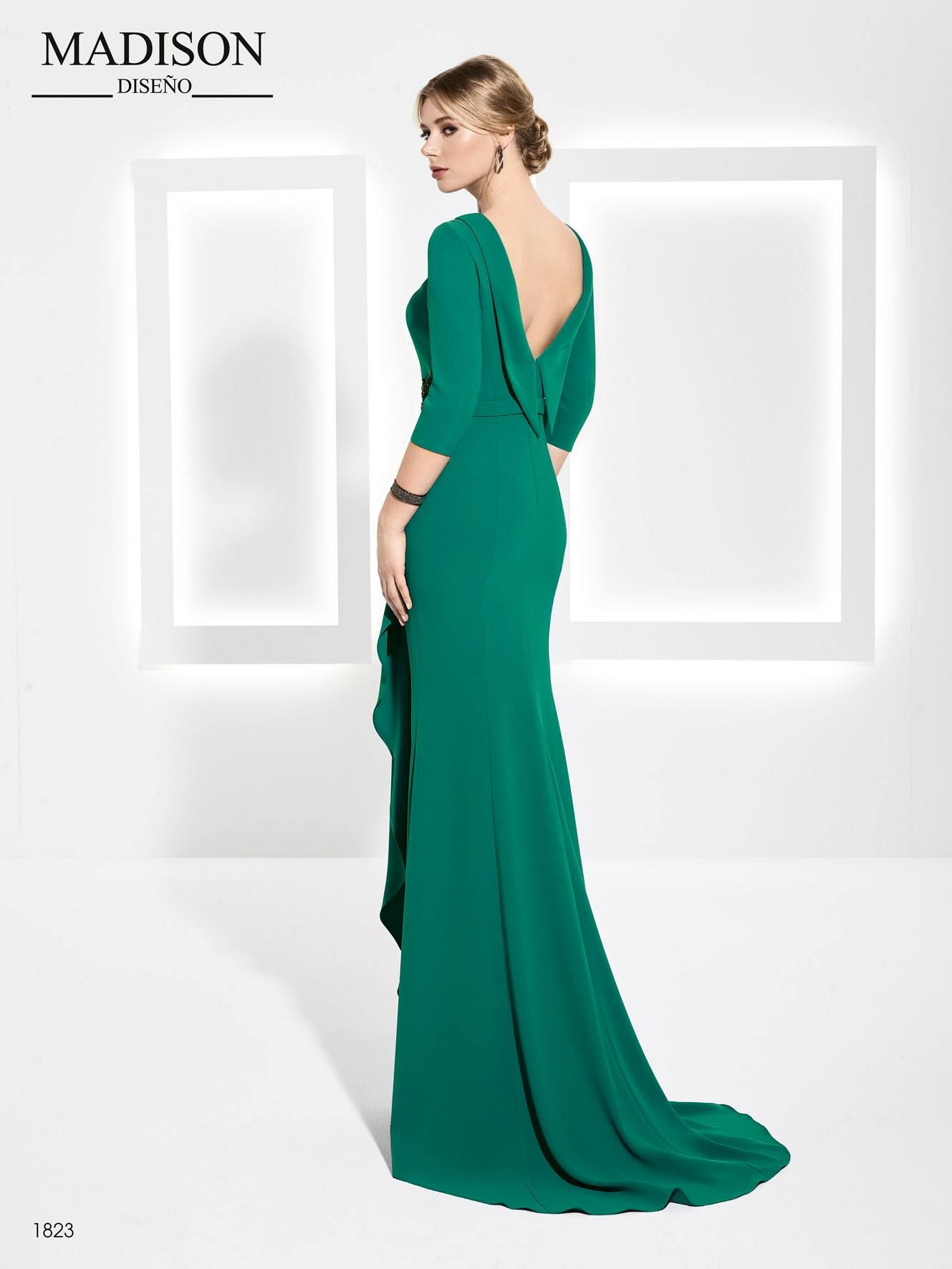 Vestido de fiesta #Madison 2018 #dress #vestido #madrina #invitada ...