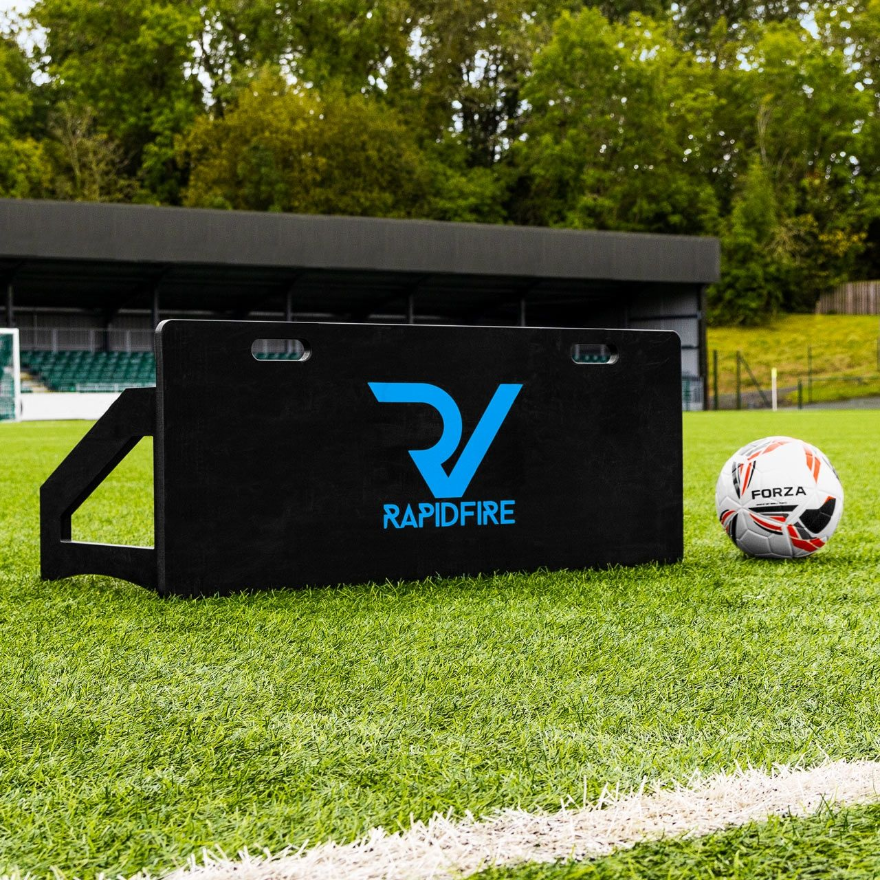 Rapidfire Soccer Rebound Board In 2020 With Images Soccer Training Equipment Rebounding Soccer Training