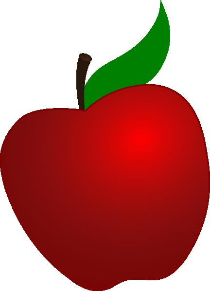 Apple Clip Art Vector Apple Clip Art Apple Images Apple Picture