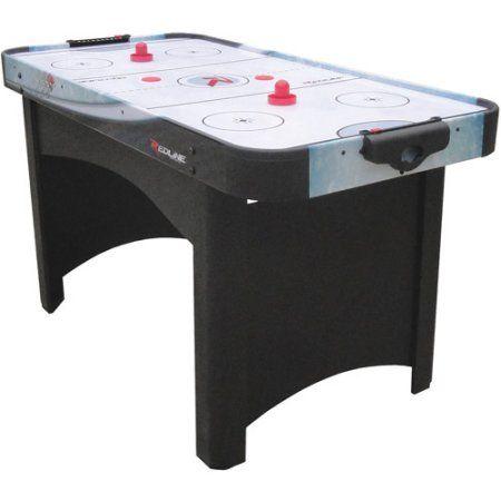 Redline Acclaim Ii 4 5 Ft Air Hockey Ta Walmart Com Air Hockey Table Air Hockey Game Room