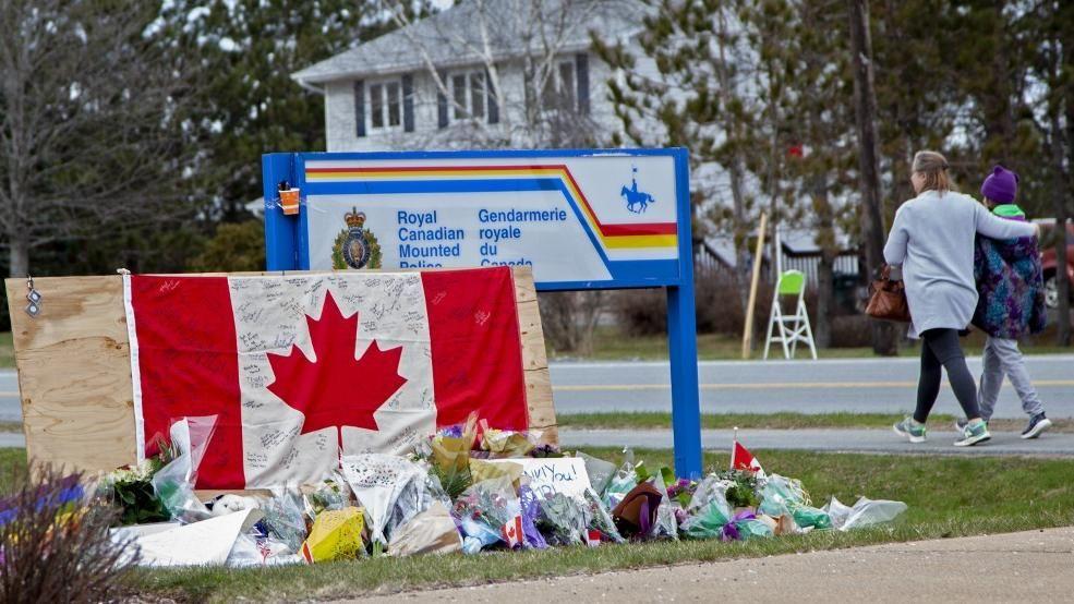 Canada le bilan de la pire tuerie de l'histoire du pays