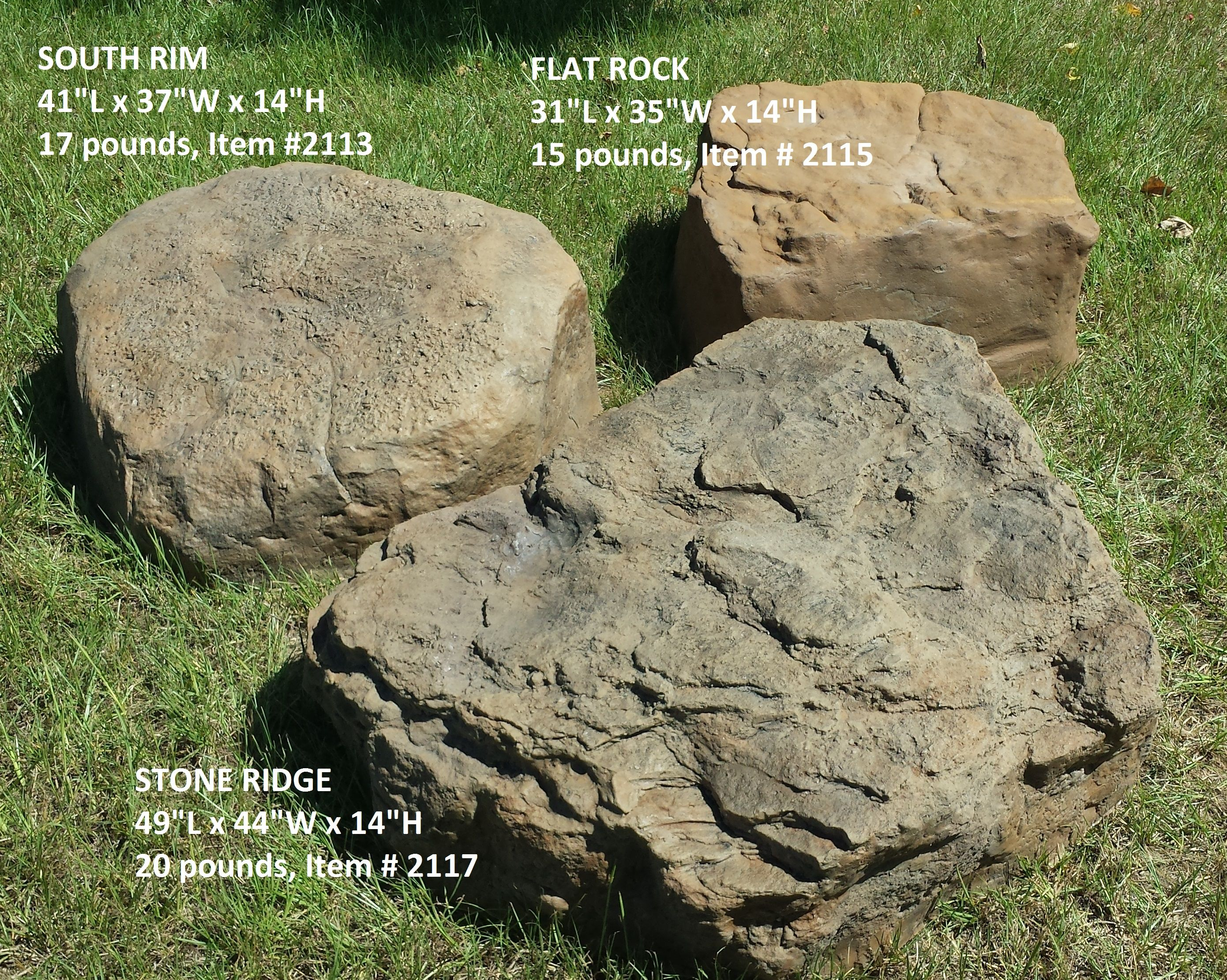 Fake Rock Septic Lid Cover Rocks Cover Those Unsightly Septic Lids With A Natural Looking Rock That Fake Rock Septic Tank Covers Front Yard Landscaping Plans