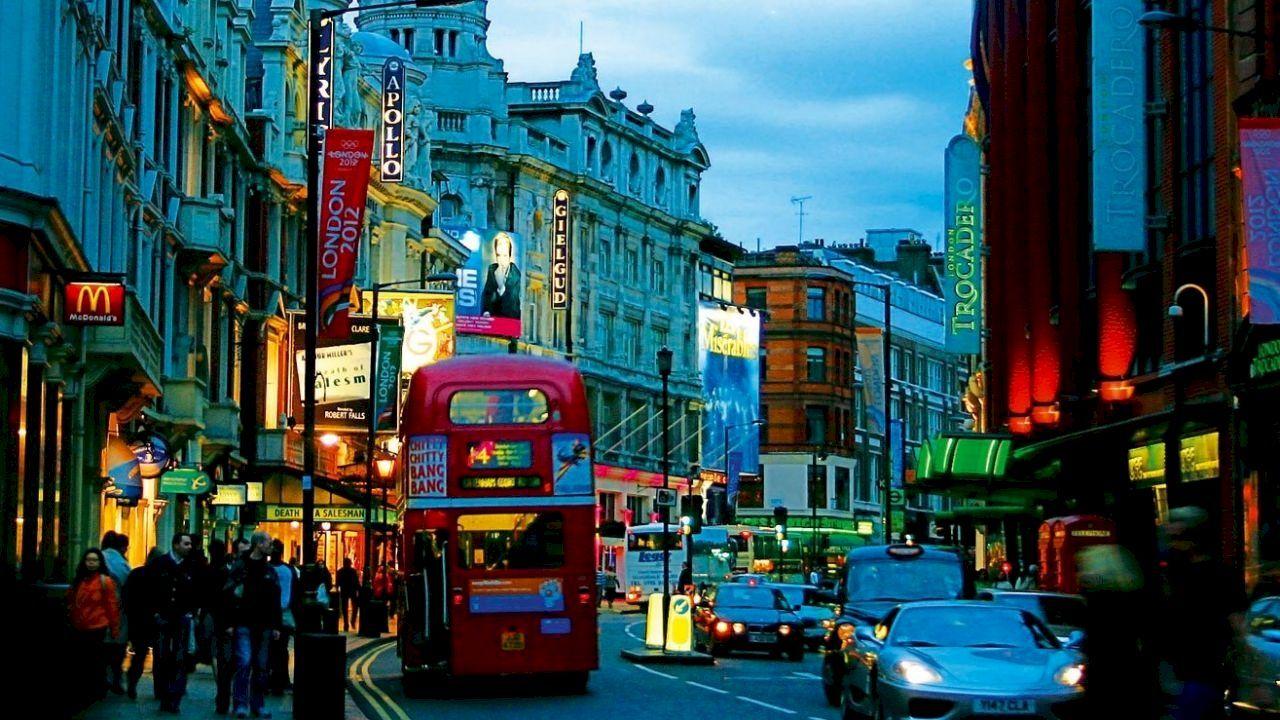 السياحة في لندن وأهم المعالم In 2020 London Tourist City Trip London