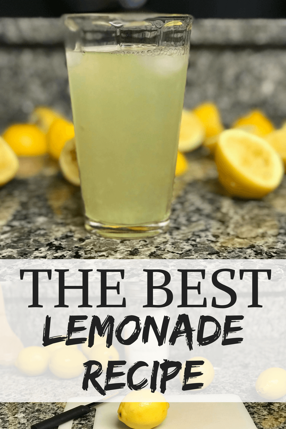 My All-Time Favorite Lemonade Recipe To Perfect Your Summer
