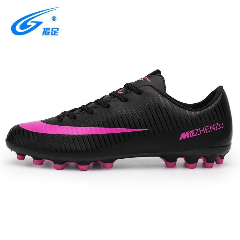 5cc4495968f New Boy Kids Men Women Soccer Shoes Turf Hard Court Outdoor Sport Football  Boots Artificial Grass Ground(AG) Training Sneakers. Yesterday s price  US   36.50 ...