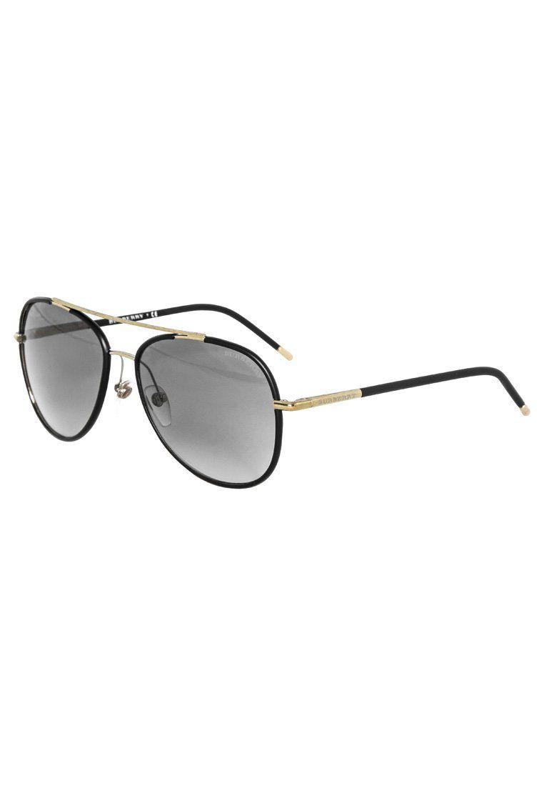 ab117a060c9d Occhiali da vista Burberry Donna e Uomo vecchie Sunglasses, Matte Gold, Matte  Black,