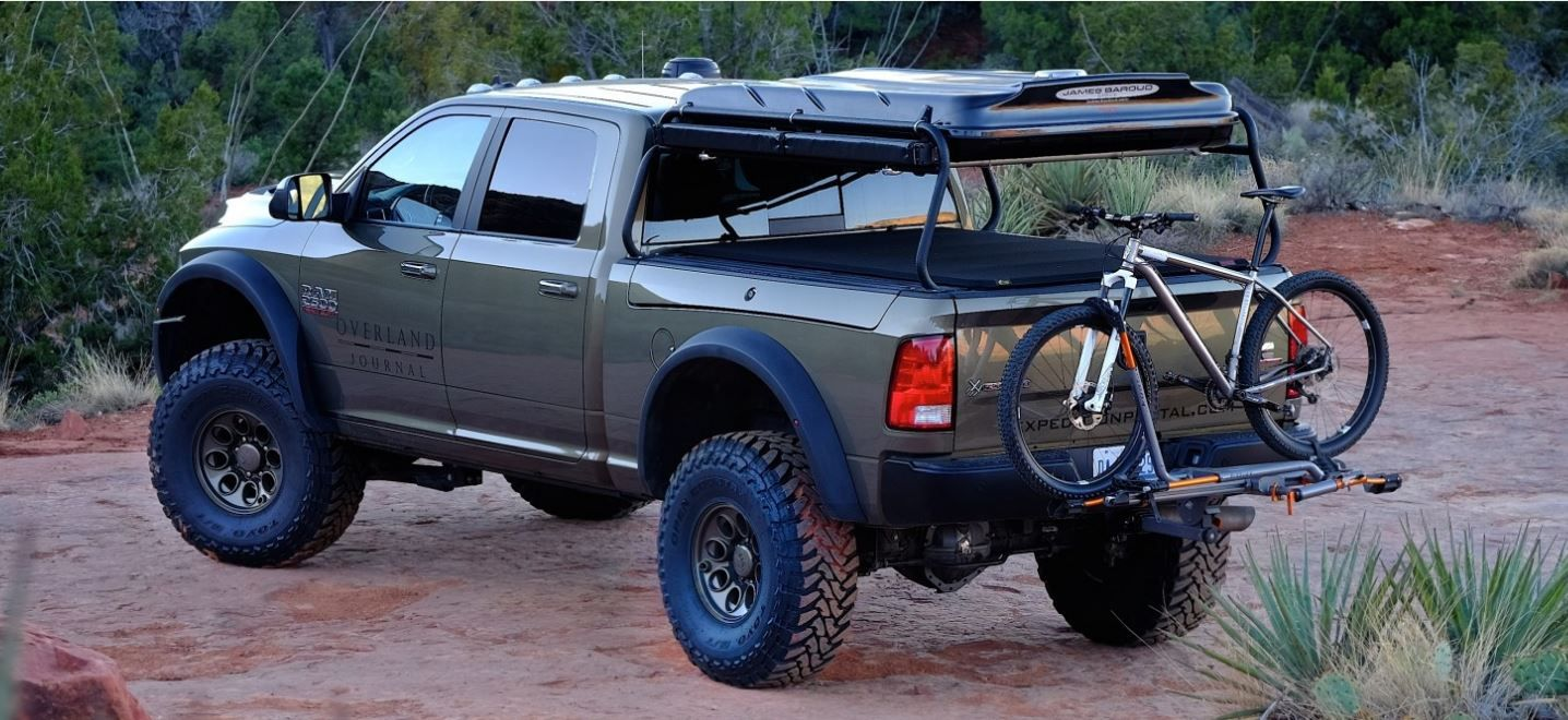 Rack Idea for over a topper. Hunting truck, Pickup truck