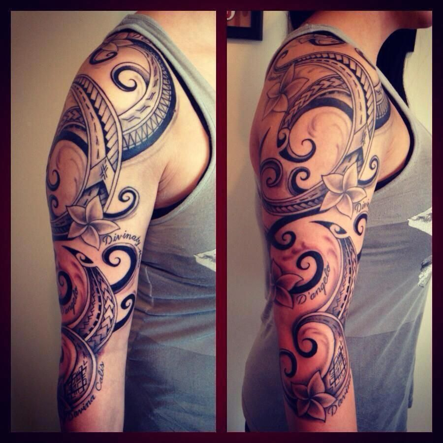 Samoan Tattoos Designs Forearms Samoantattoos In 2020 Polynesian Tattoos Women Tattoos Tribal Arm Tattoos