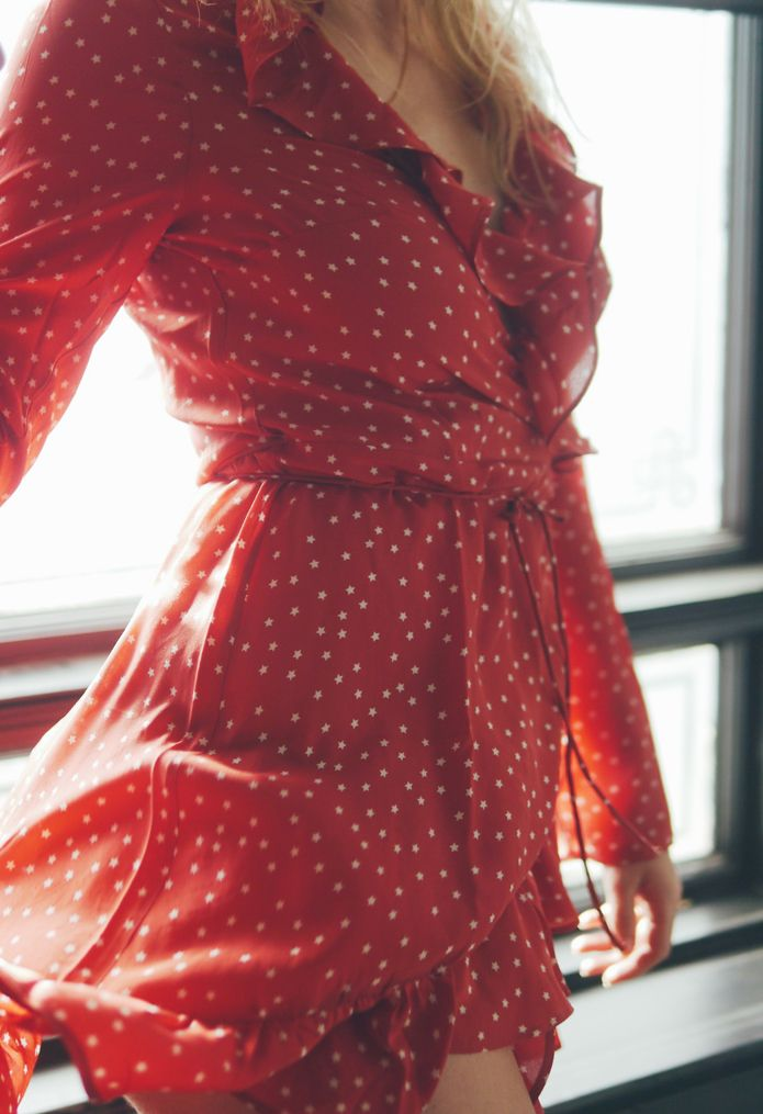 That beautiful red dress (camillapihl.no)