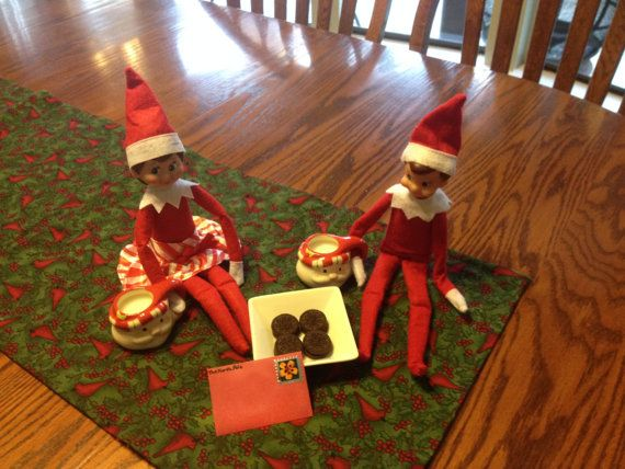 Elf on the Shelf Prop Kit by ElfOnTheShelfKits on Etsy, $60.00