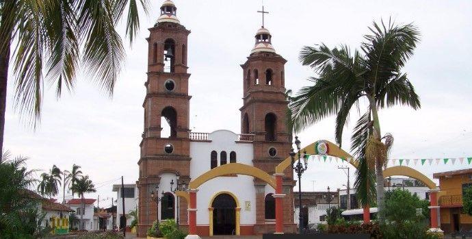 A 5 Calles Iglesia De Nuestro Senor San Jose Del Valle Nayarit