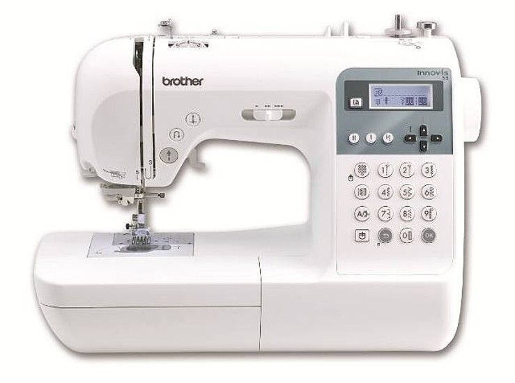 Brother Innov-is 55 Sewing Machine. For the Sewing enthusiast, #quilter or #crafter who wants a versatile, computerized machine.