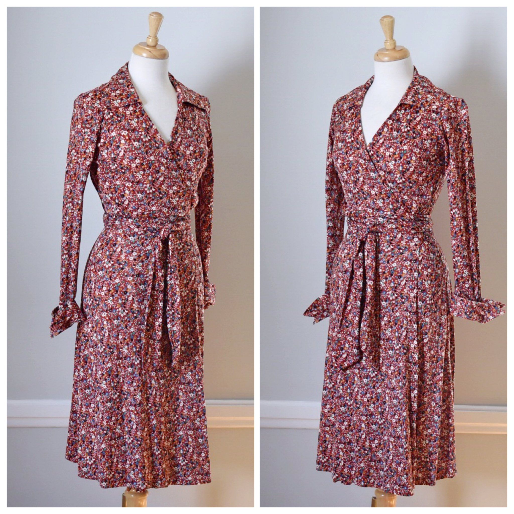 Image Result For 70s Wrap Dress Wrap Dress Jersey Wrap Dress Dresses [ 2048 x 2048 Pixel ]