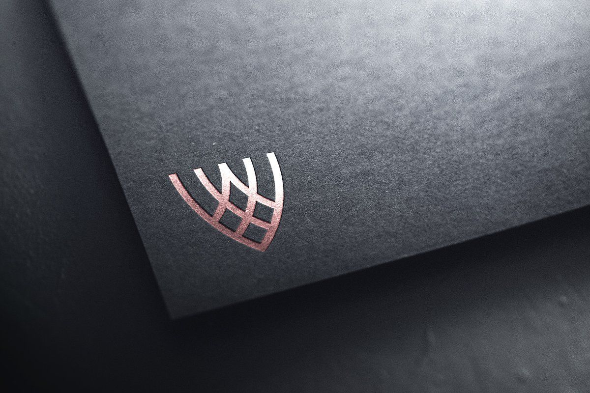 Bundle 30 Logo Mockups Brand 2019 Logo mockup