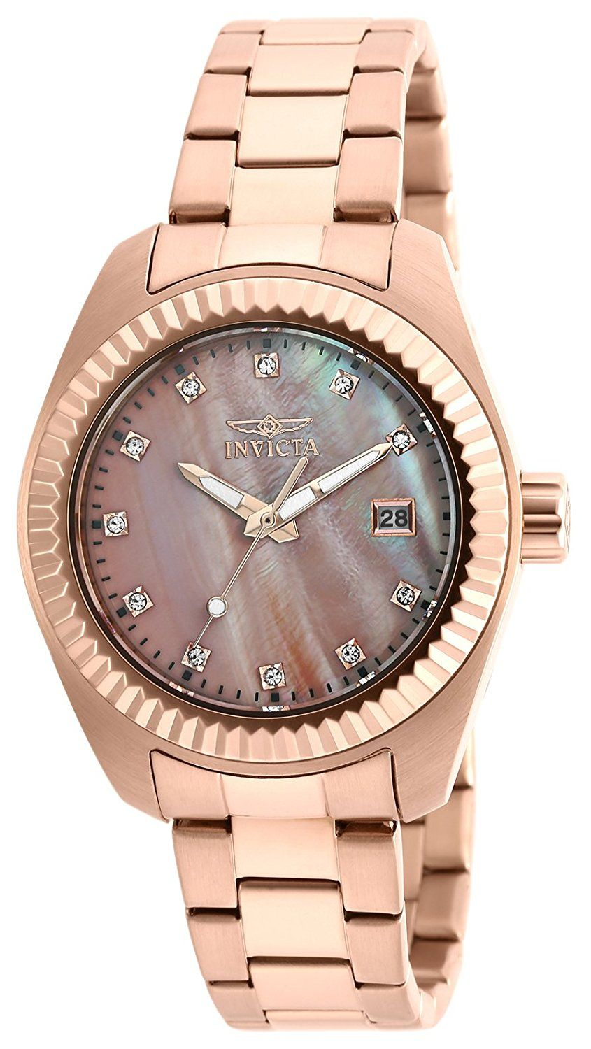 722c2a16203 Invicta Women s 20353 Specialty Analog Display Quartz Rose Gold Watch      You can get additional details at the image link. (This is an Amazon  Affiliate ...