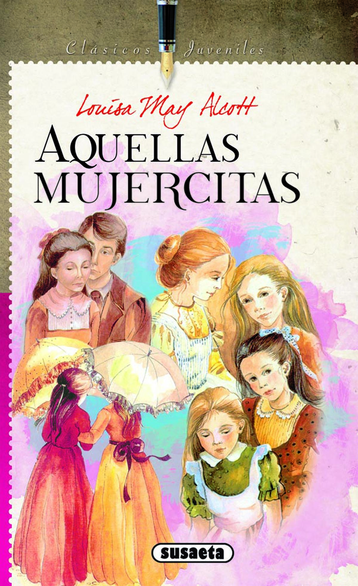 Aquellas Mujercitas Louisa May Alcott Louisa May Alcott This Book Free Apps