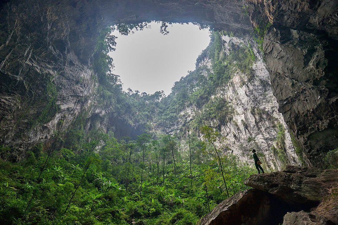 пещера шондонг во вьетнаме фото салат айсберг, участием