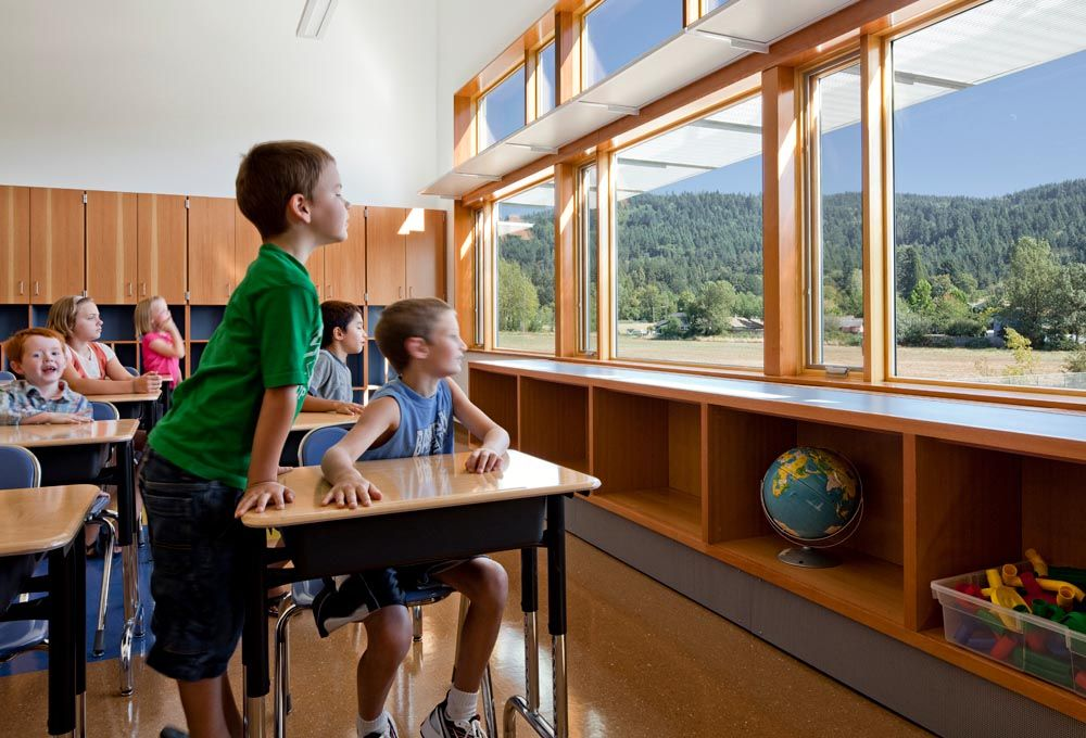 Thurston Elementary School Interior 2
