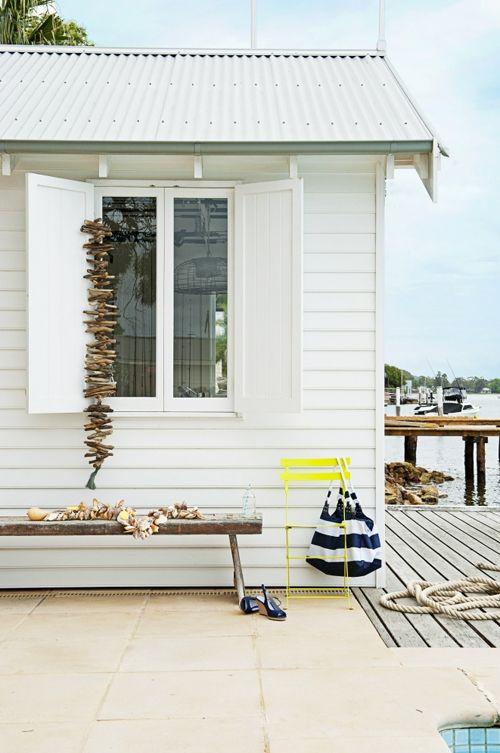 Nautical style house