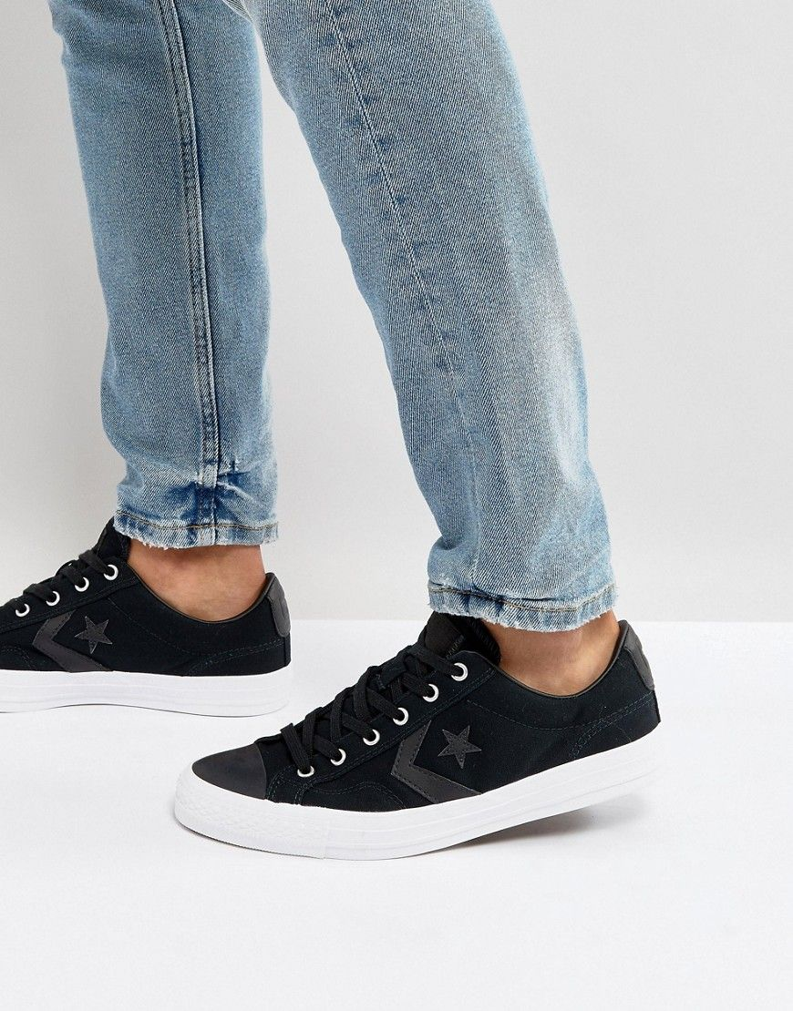 Ox Star Player - Tennis - Noir 157761C - NoirConverse
