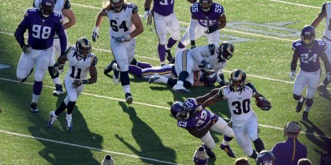 Los Angeles Rams Vs Minnesota Vikings Live New Orleans Saints Game Minnesota Vikings Vikings Live
