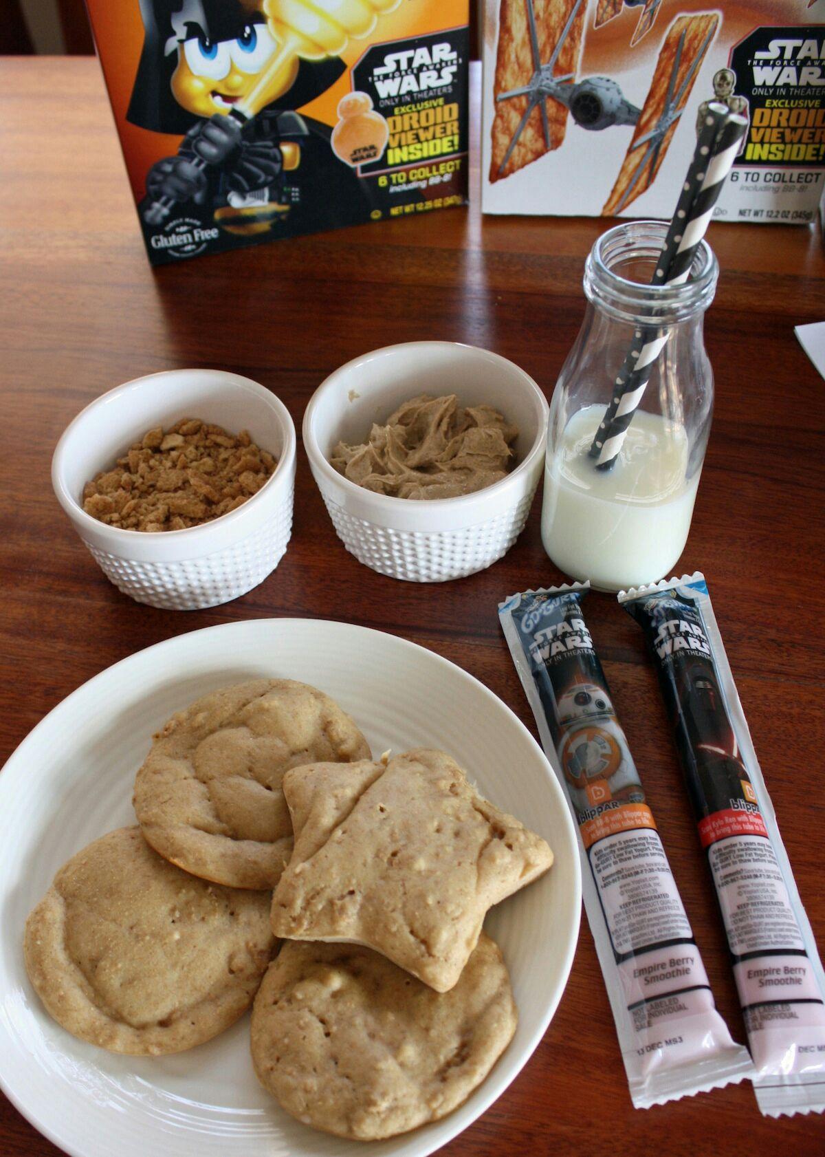 Cinnamon Toast Crunch Pancakes #cinnamontoastcrunch