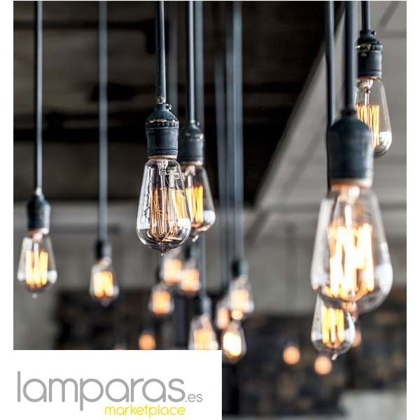 Bombillas Decorativas Para Lamparas Iluminacion Con Personalidad Bombillas Ampolleta Lamparas De Techo