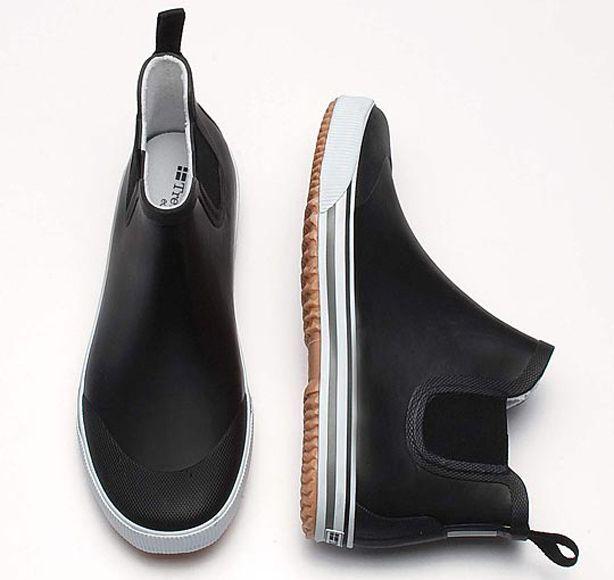 Ankle Rain Boots From Tretorn Botas Masculinas Botas De