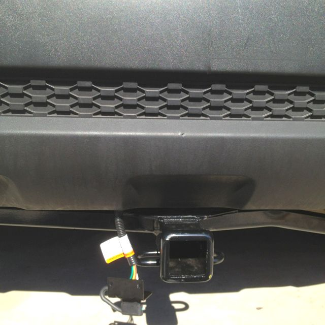 This Is What Dch Kia If Temecula Deems An Acceptable Trailer Hitch And Wiring Installation If You Need Kia Work Trailer Hitch Installation Electronic Products