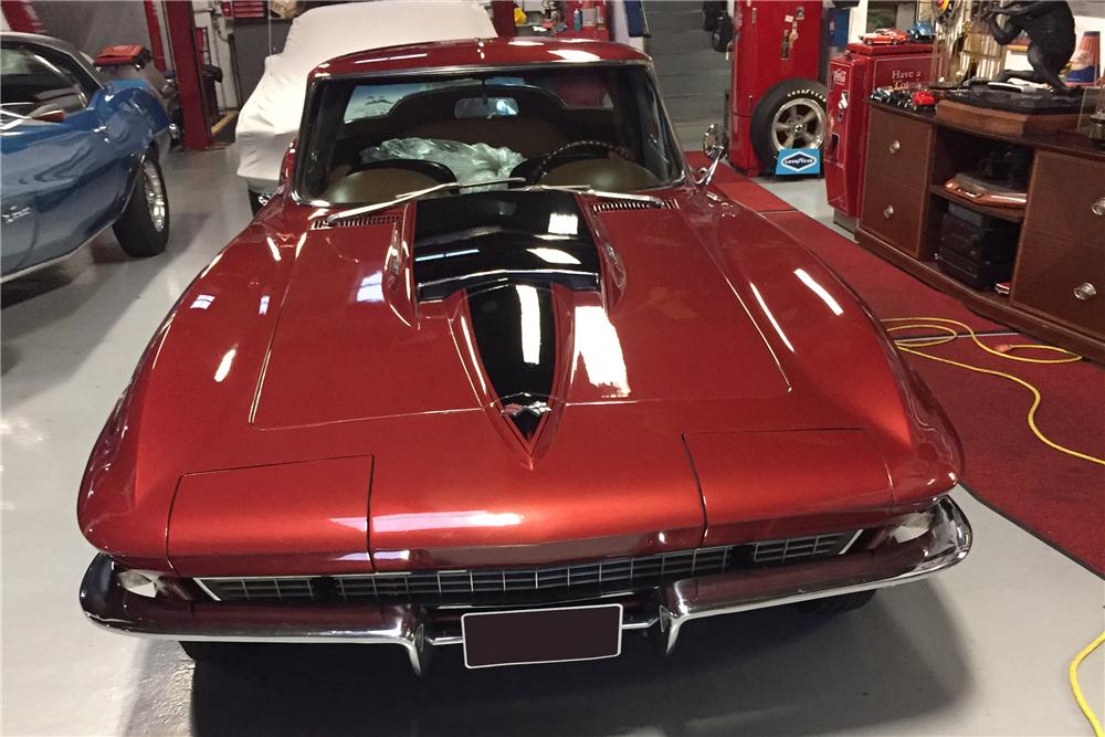 Sold* at Scottsdale 2017 - Lot #1078.7 1967 CHEVROLET CORVETTE 427/390