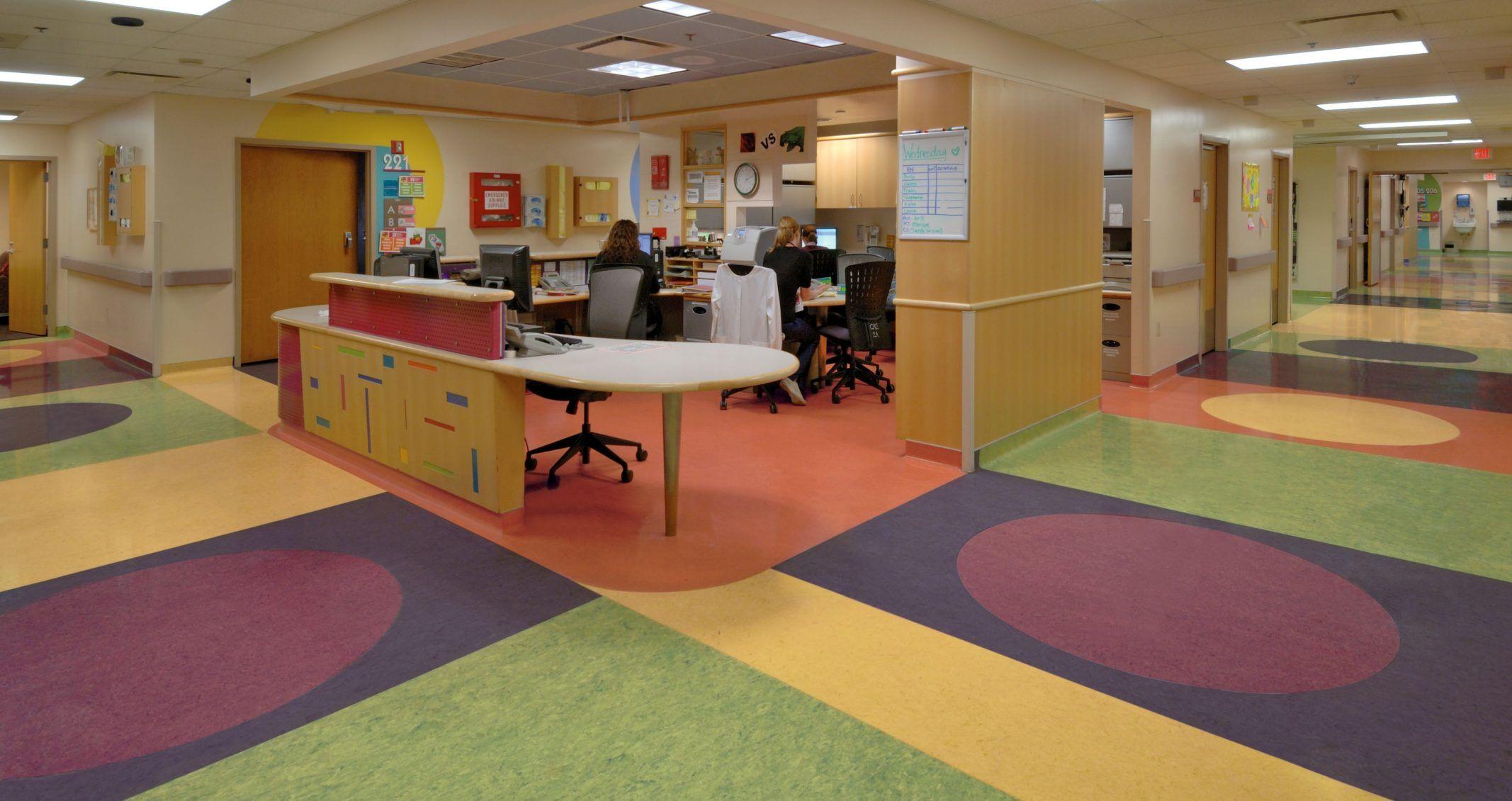 Phoenix Children's Hospital Project Photo Gallery