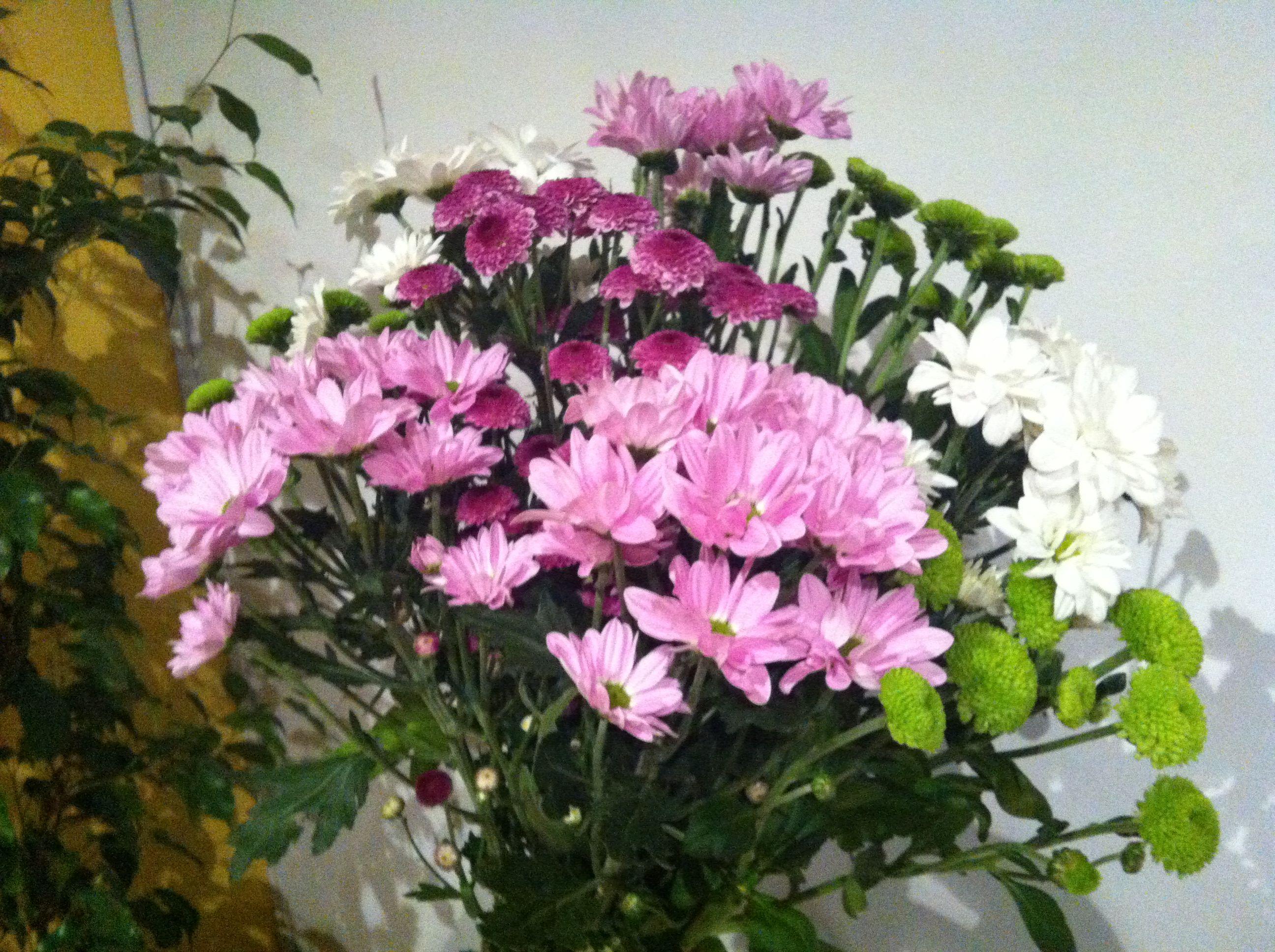 Detalles de decoración floral, siempre a tu gusto