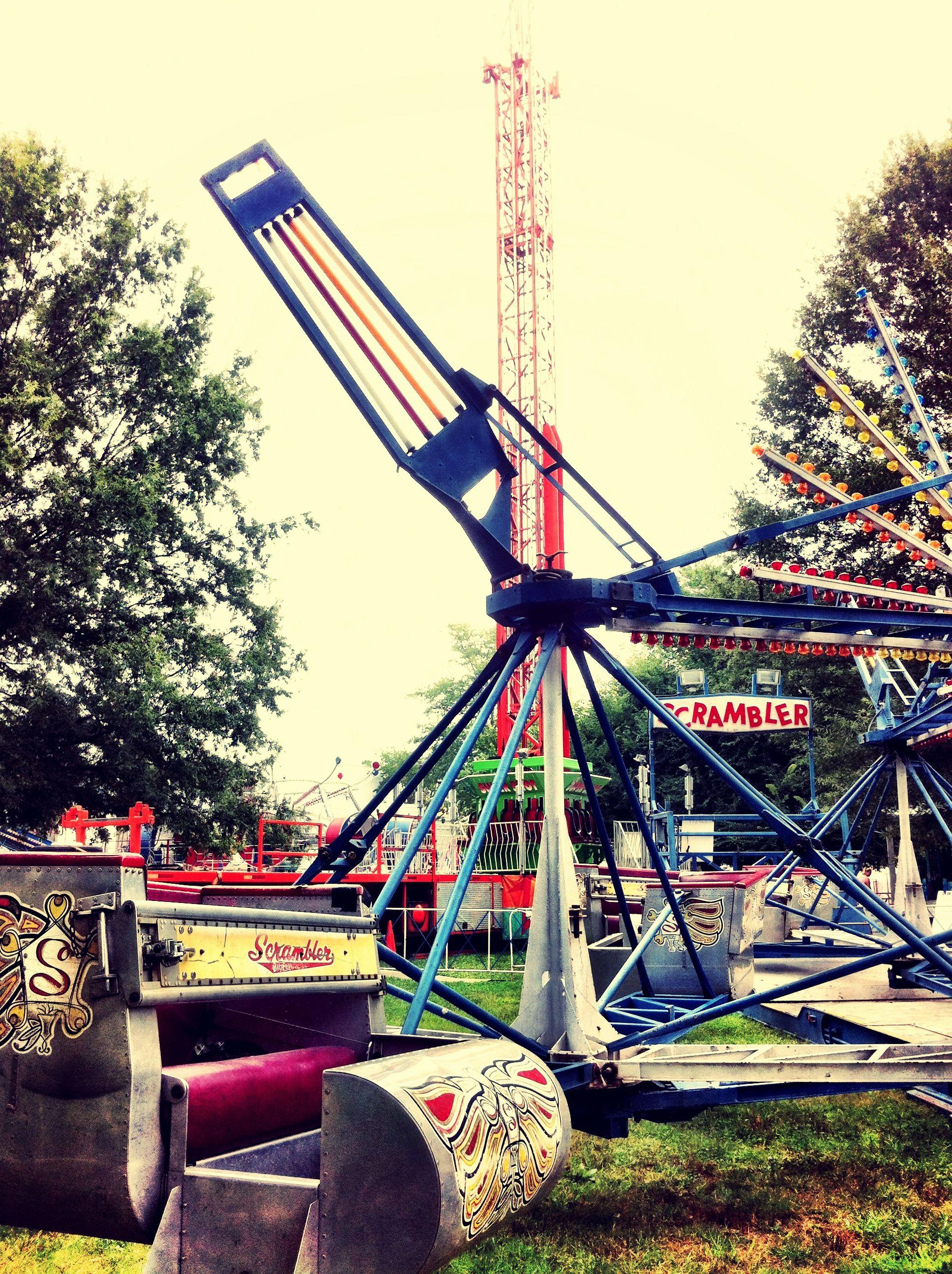 Rides At The Greenbelt Labor Day Festival Greenbelt Fun Slide Fun