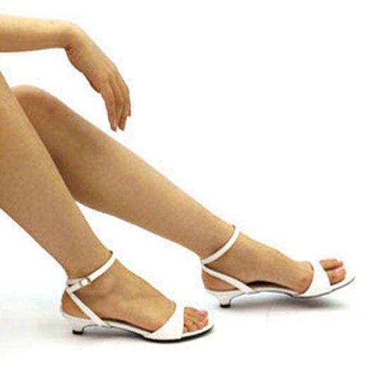 White sandals heels, Dress shoes womens
