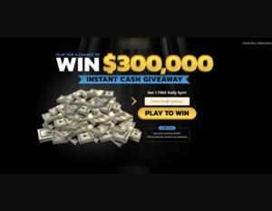 Win Cash 300k For Usa