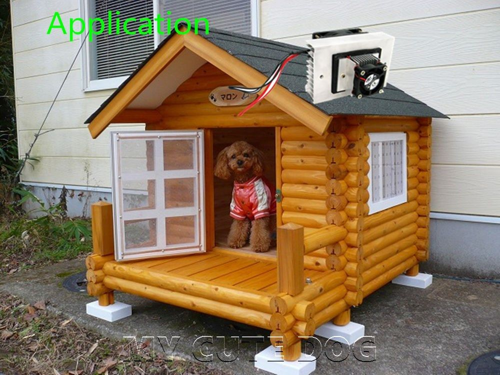 20 Diy Dog House Ideas Dog House Diy Dog House Air Conditioner Cool Dog Houses