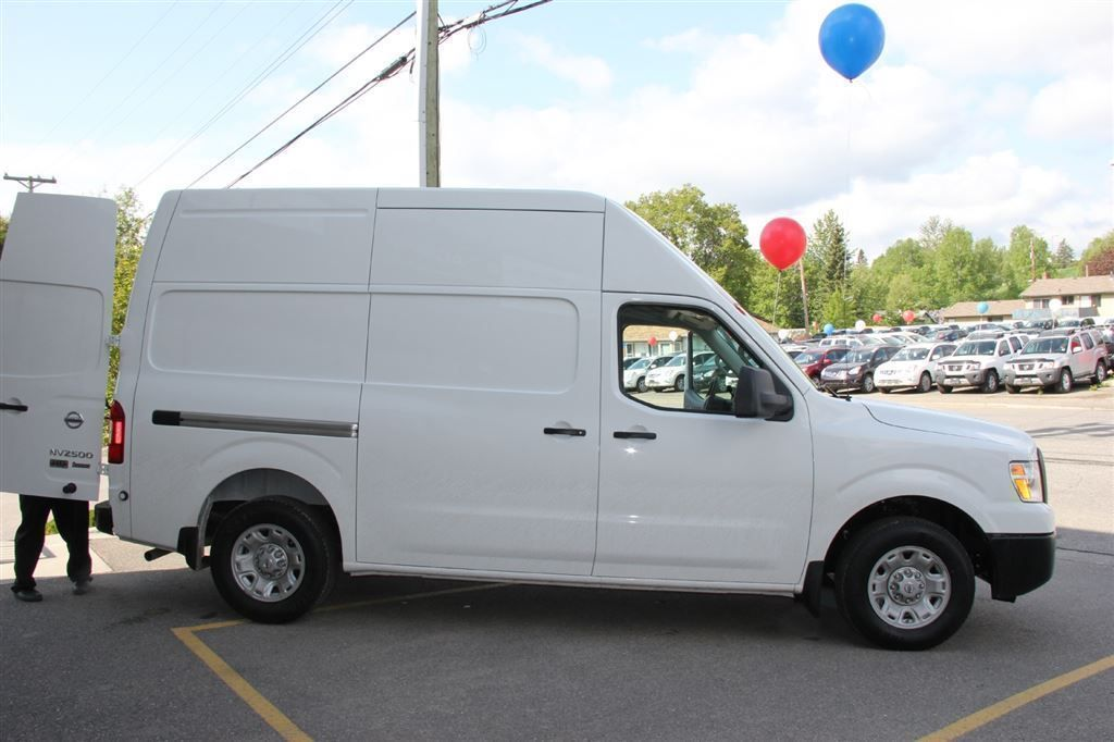 2013 Nissan Nv Cargo Nv2500 Hd 3 4 Ton High Roof 1 95m Cargo Height Van High Roof Cargo Van Call Now 1 888 313 4515 Nort Cars For Sale Used Nissan Van
