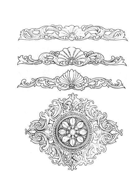 Hiền Thanh Bui O O Mandala Malvorlagen Schablone Designs Perlenstickmuster