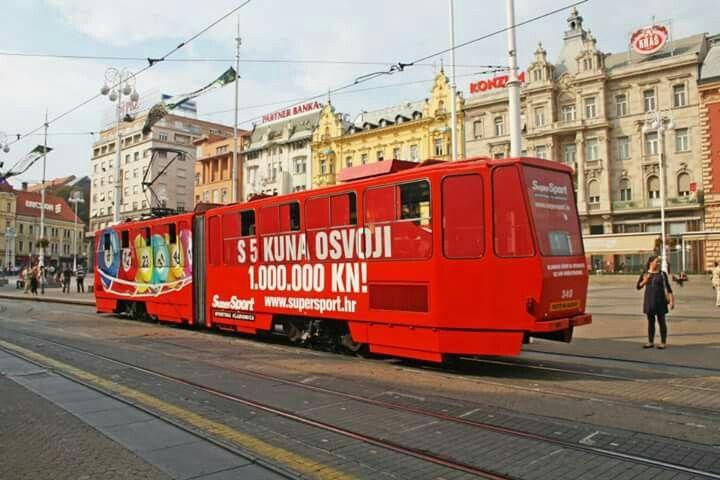 Zagreb Zagreb City Of Zagreb Capital City