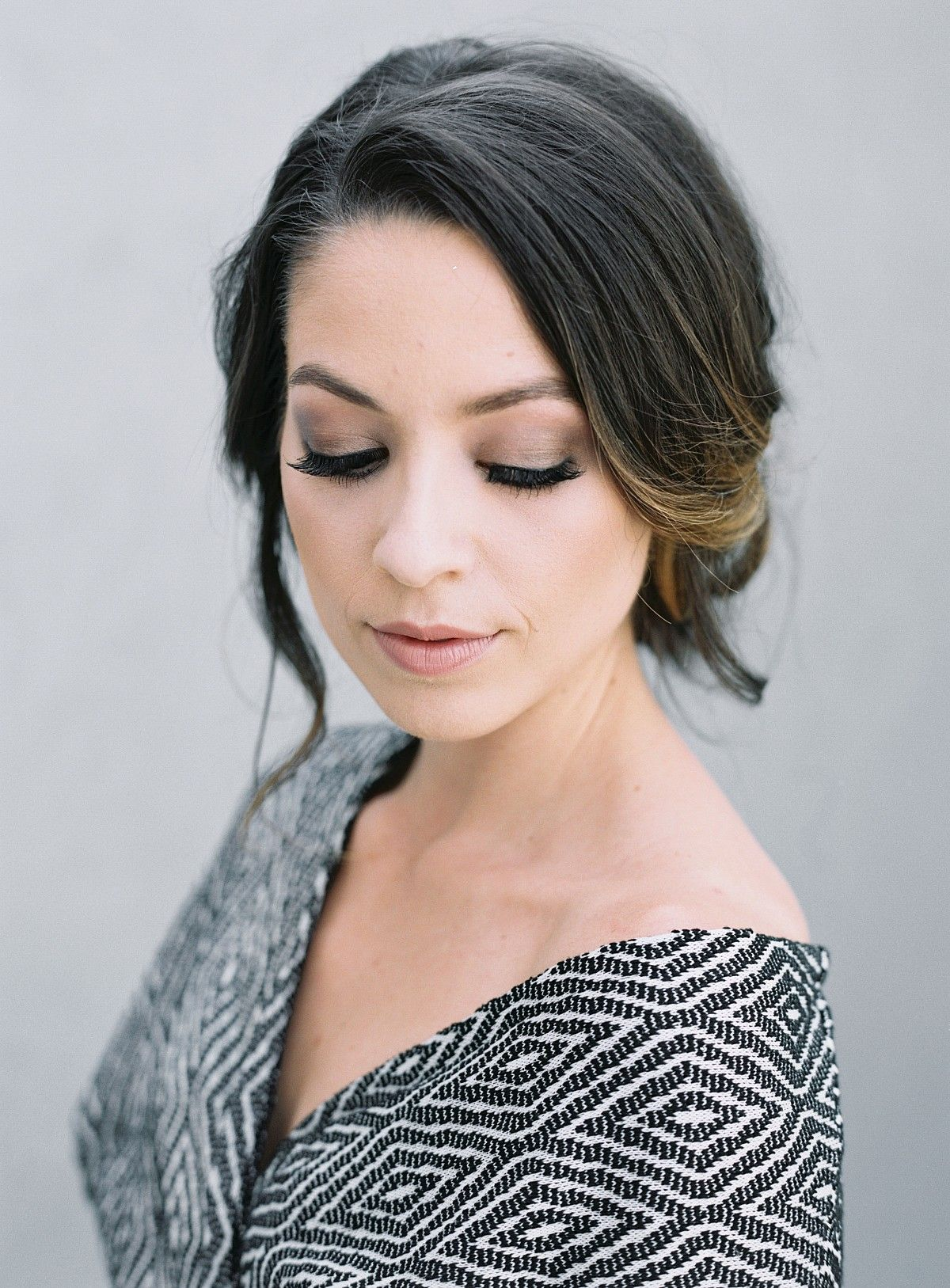 Wedding hair and makeup inspiration from Rouge