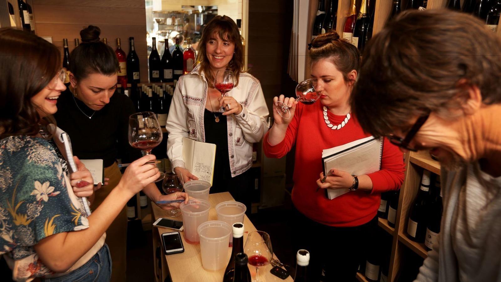Meet Helen Johannesen The Wine Director Behind Five Hot L A Restaurants Wine Country Restaurant Wine