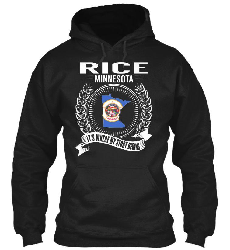 Rice, Minnesota - My Story Begins