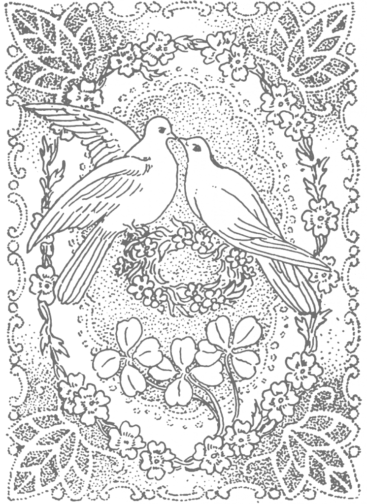 Dove Coloring Pages Coloring Rocks Bird Coloring Pages Coloring Pages Love Coloring Pages