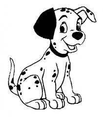 101 Dalmatians Dibujos De Animales Dibujos De Perros Dibujos Animados Sencillos