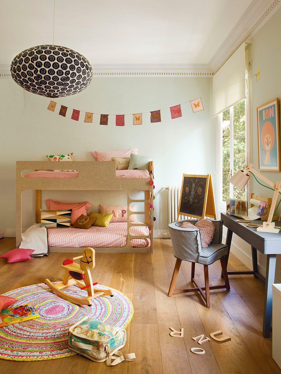 Habitaciones A Su Medida Las Claves De Los Expertos Elmueble  ~ Colores Bonitos Para Habitaciones